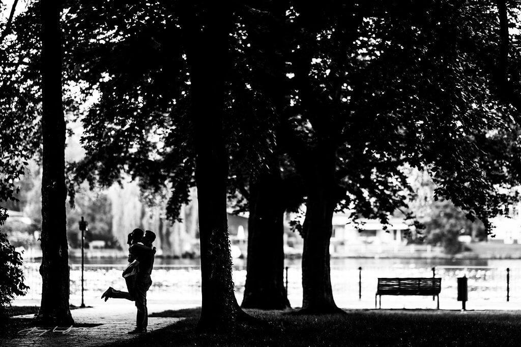 Engagement Shooting Berlin Schloss Köpenick