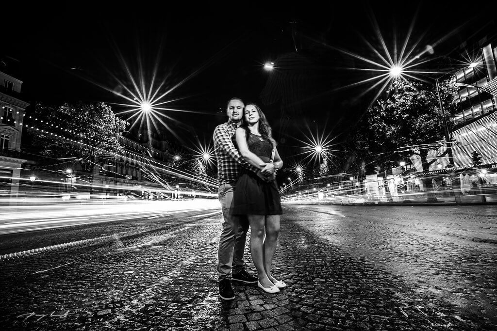 Engagement Shooting Paris