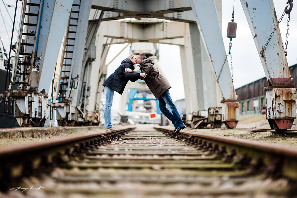Engagementshooting Hamburg