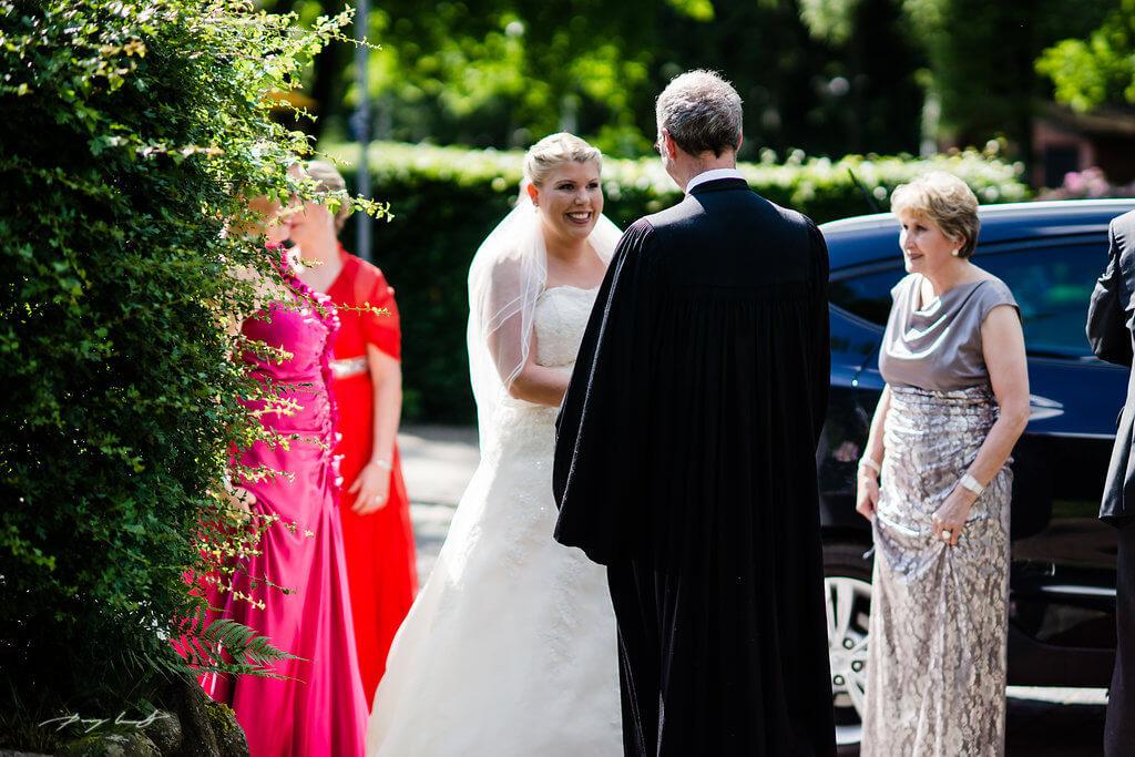 Professionelle Hochzeitsfotografie Siek
