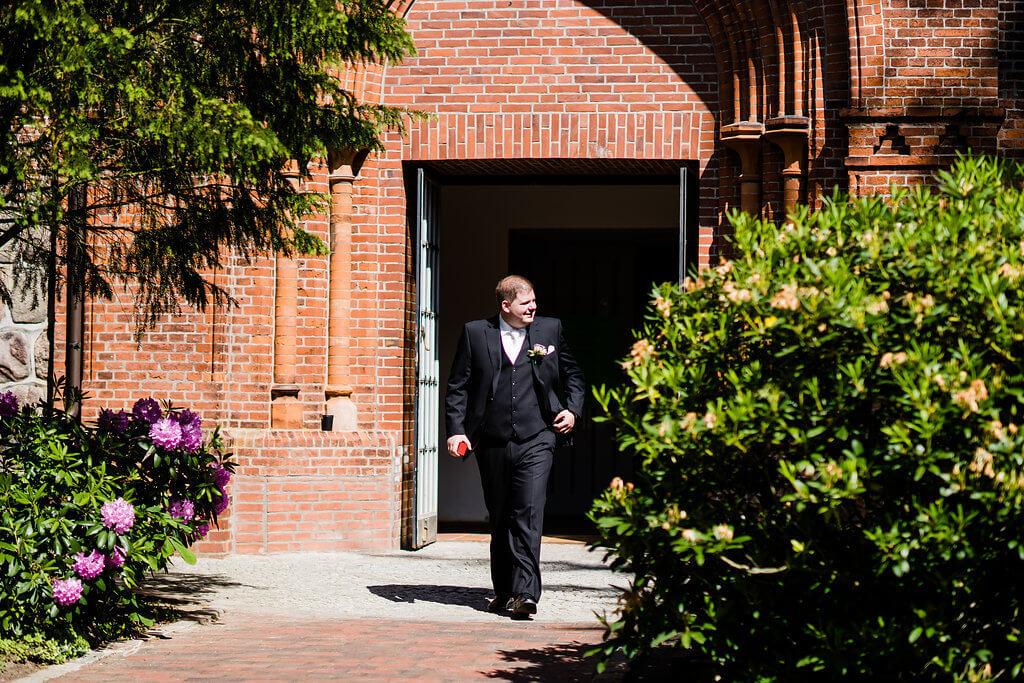 Kirchliche Hochzeit Sie Fotografie