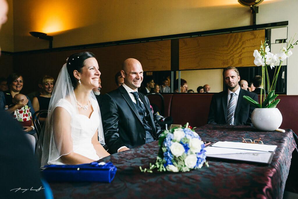 Hochzeit im Literaturhauscafe Hamburg