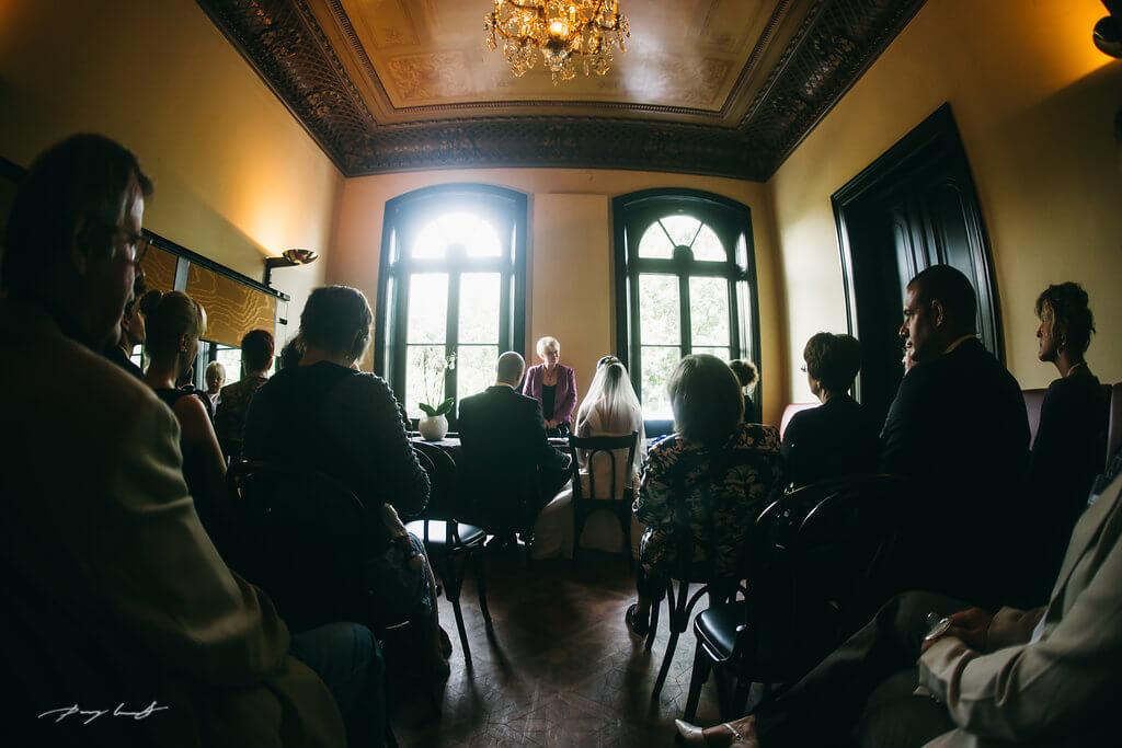 Heiraten im Literaturhauscafe Hamburg