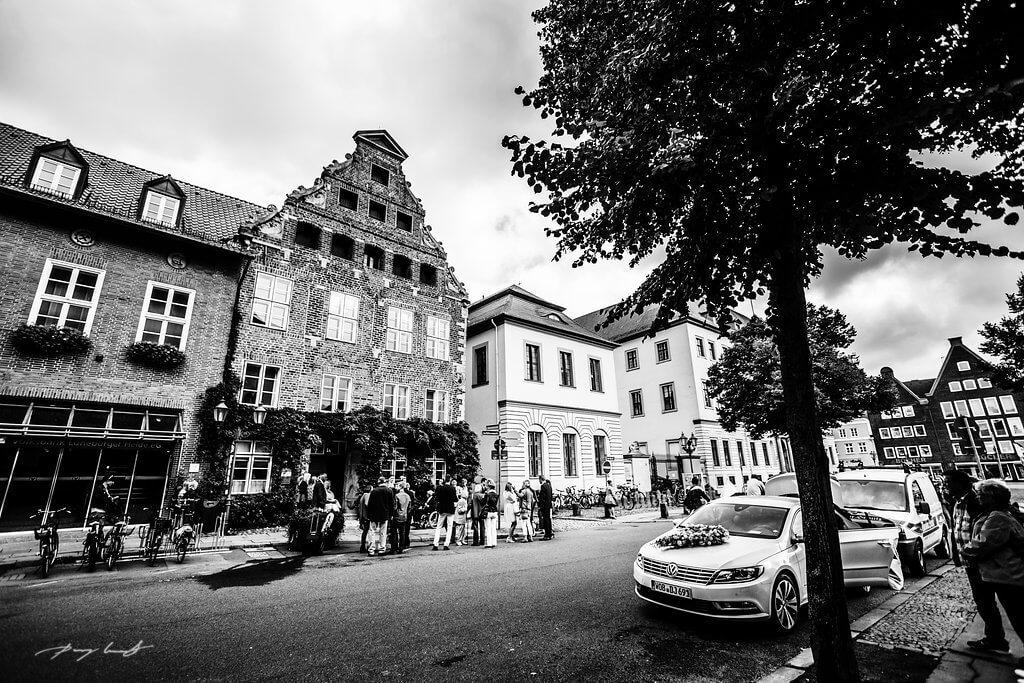 Standesamtliche Hochzeit Lüneburg