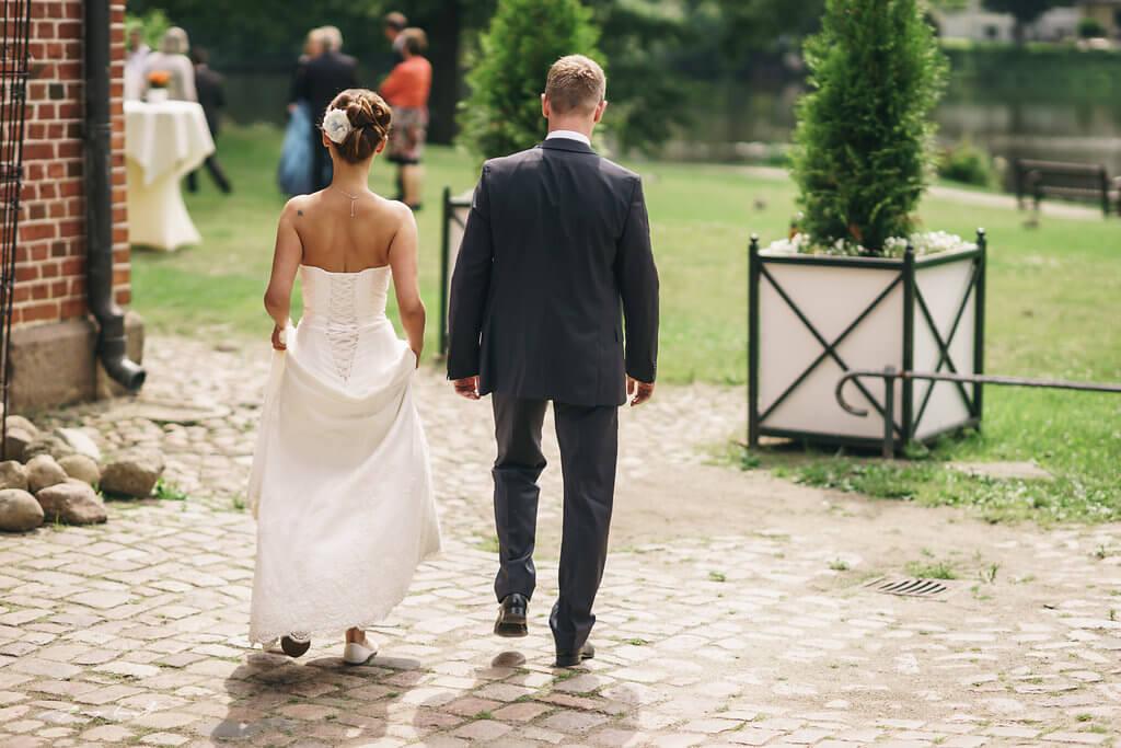 Hochzeit Schloss Reinbek Standesamt