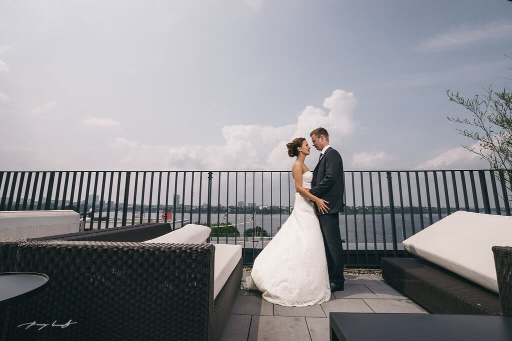 Als Hochzeitsfotograf Im Schloss Reinbek