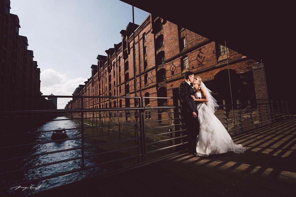 Hochzeitsfotograf Hamburg Michel