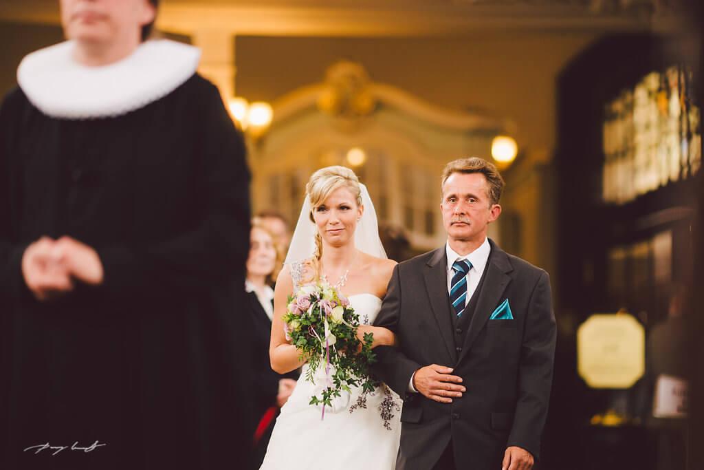 Hochzeitsfotos im Michel Hamburg