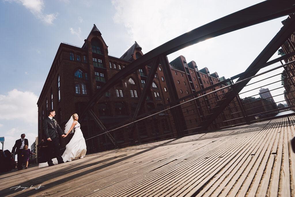 Hamburg Hochzeitsfotos