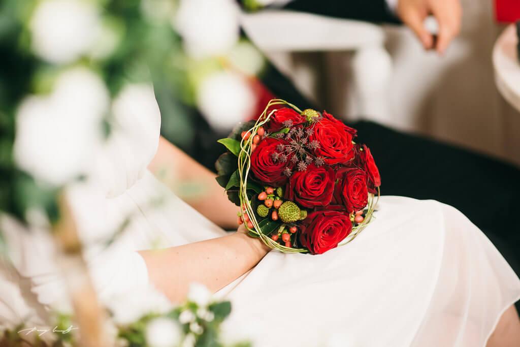 Emotionale Hochzeitsfotografie Sylt