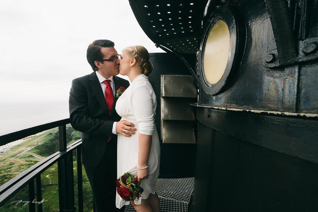 Professionell Hochzeitsfotografie Sylt Hörnum