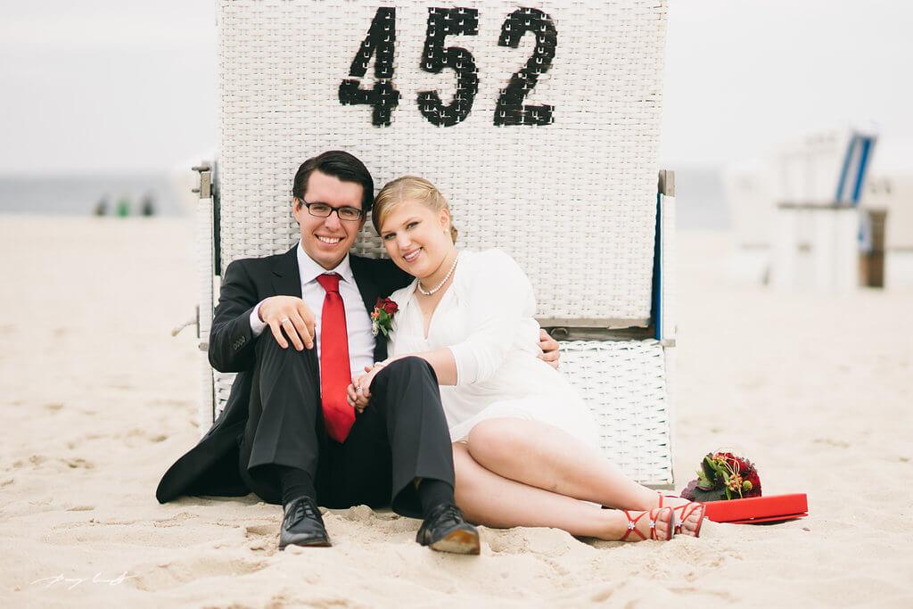 Leuchtturm Hörnum Hochzeitsfotograf