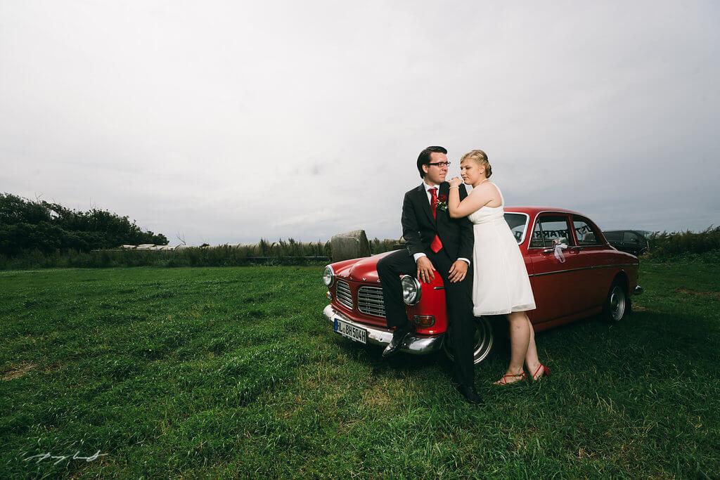 Hochzeitsfotograf Sylt Leuchtturm Hörnum
