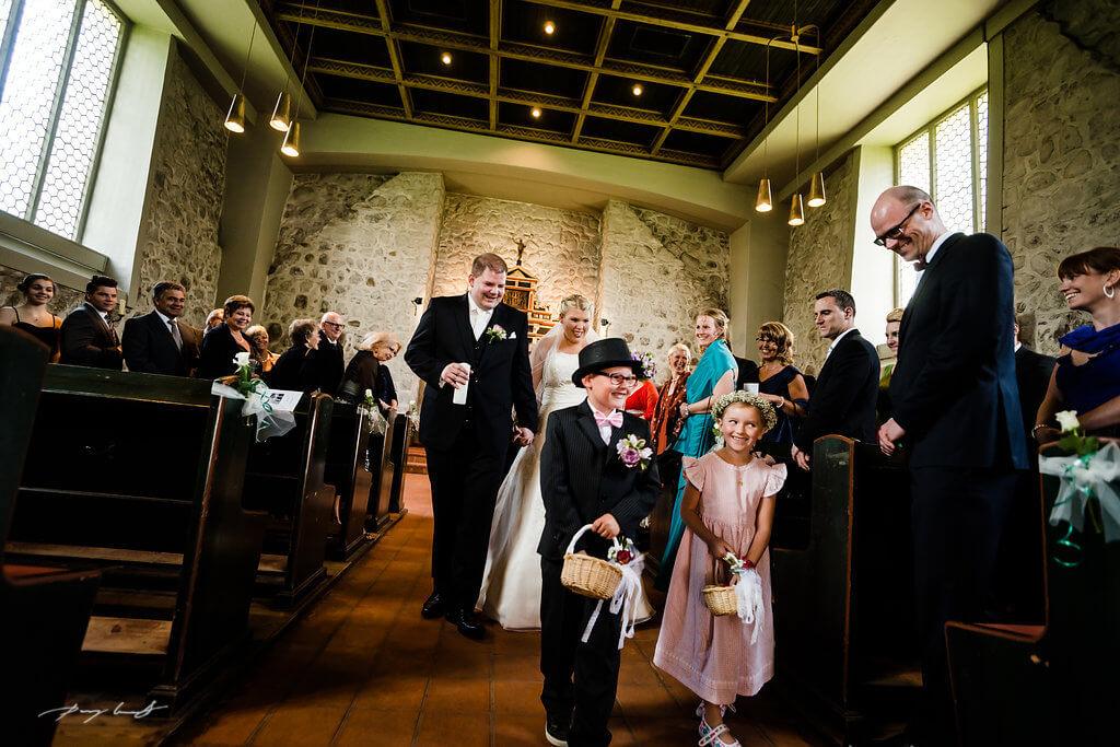 Hochzeitsfotografie in Siek