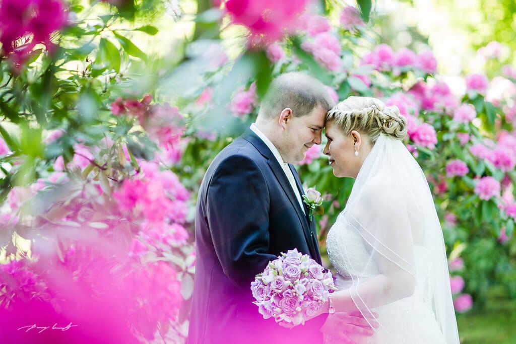 Hochzeitsfotos in Siek