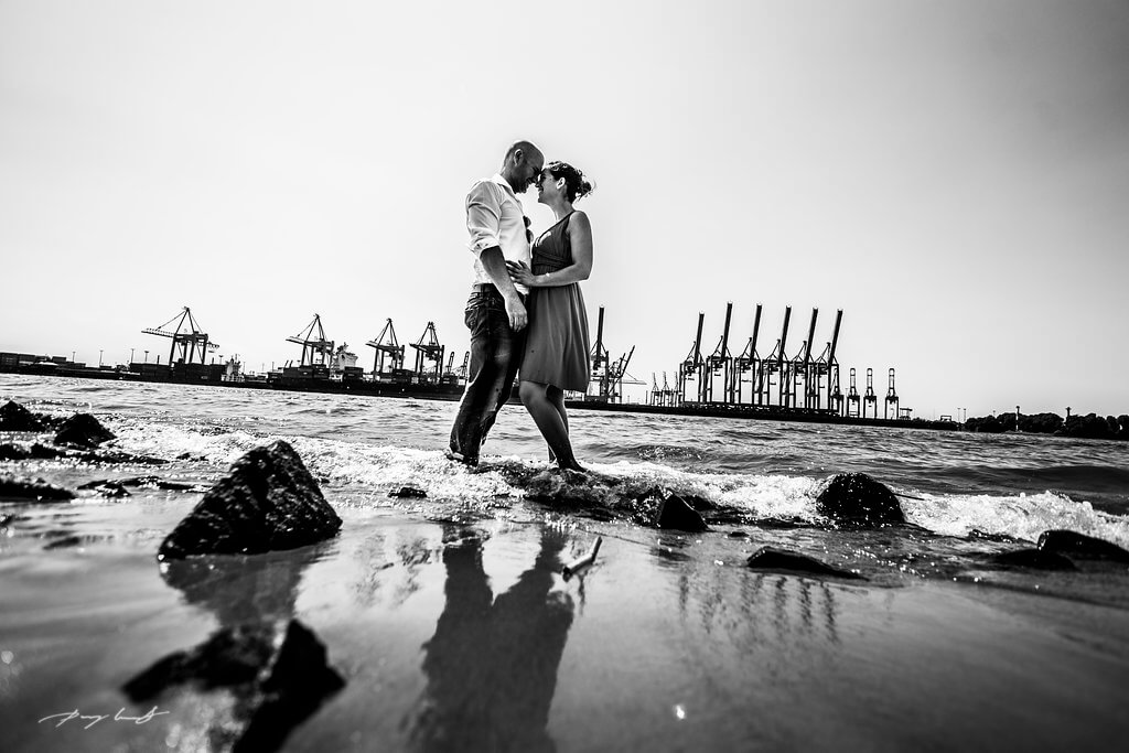 Heiraten in hamburg am wasser