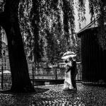 Hochzeitsfotografie Lüneburg am Wasser