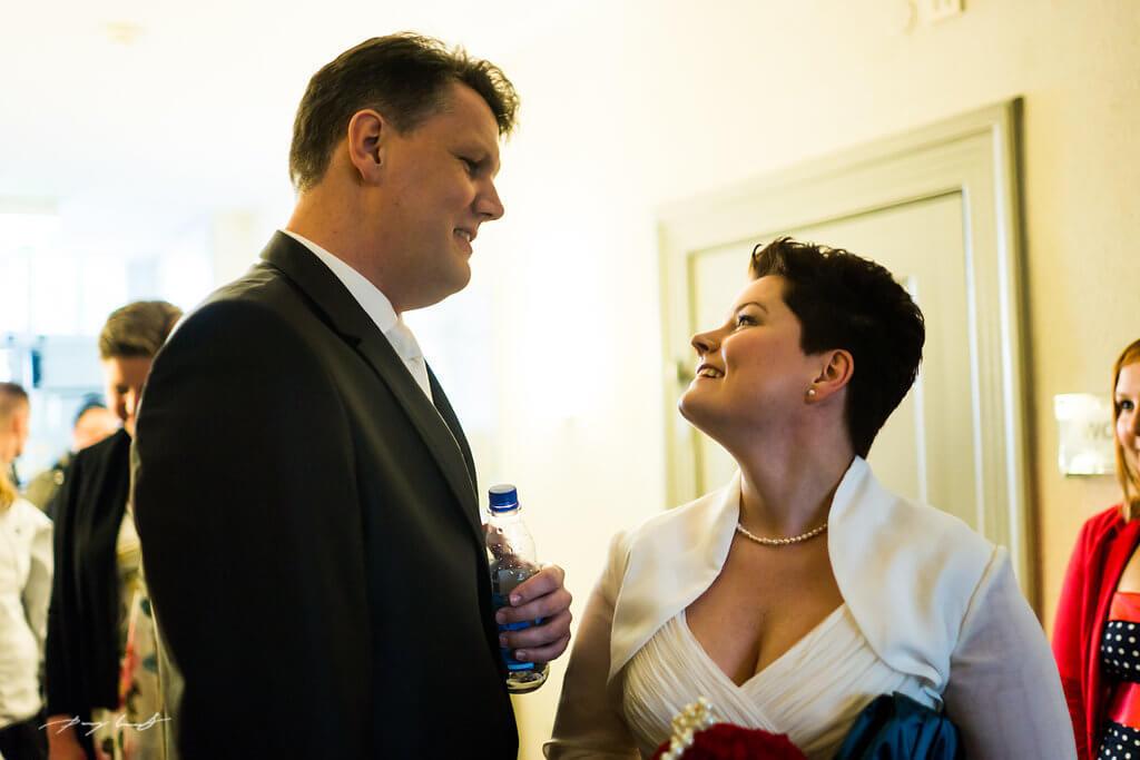 Hochzeitsfotos Lüneburg im Heinrich Heine Haus