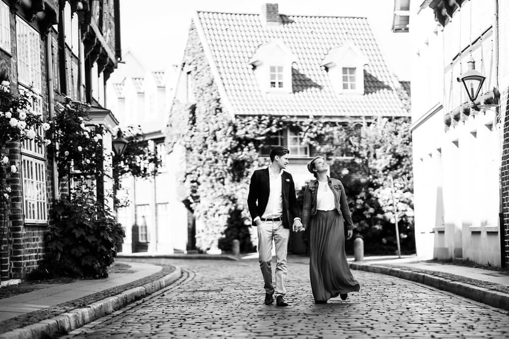 Verlobungsshooting Lüneburg