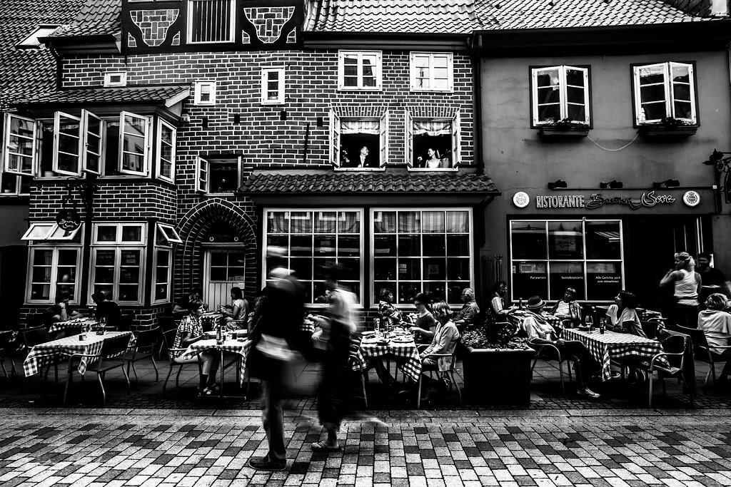 Hochzeitsfotografie Lüneburg am Sande