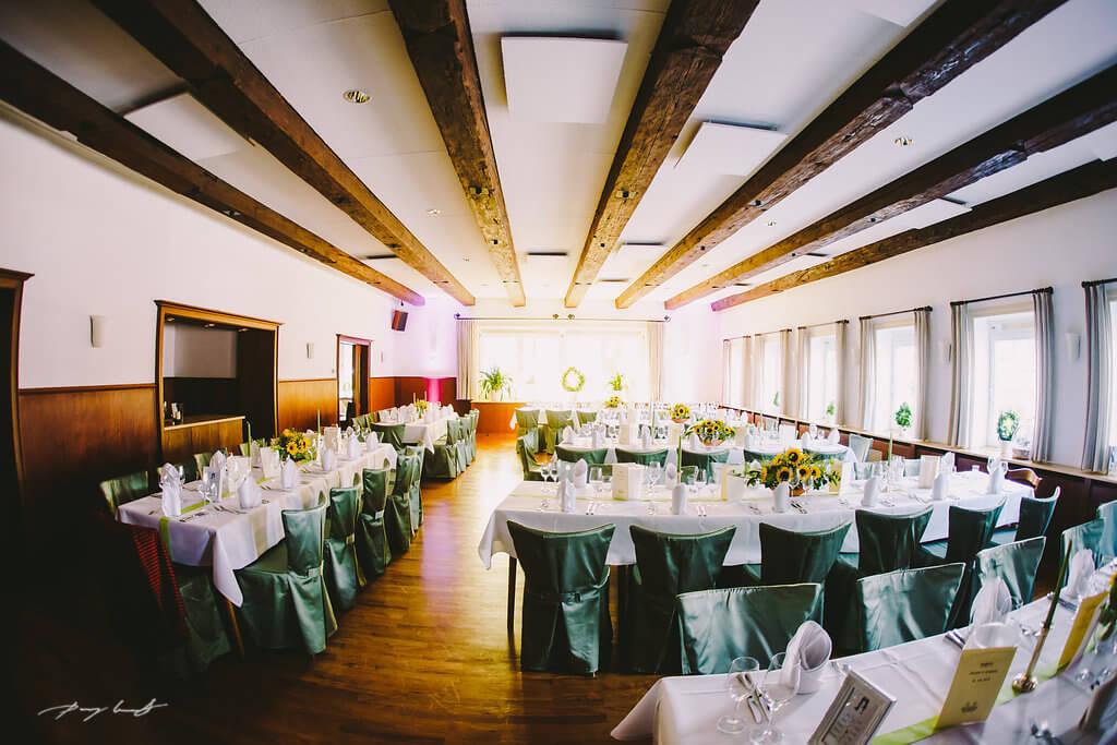 Hochzeitsvorbereitungen Heinrich Heine Haus Lüneburg