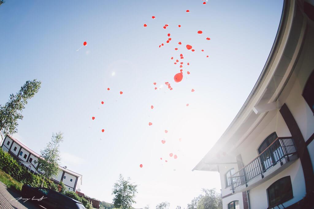 Hochzeitsfeier Fotografie