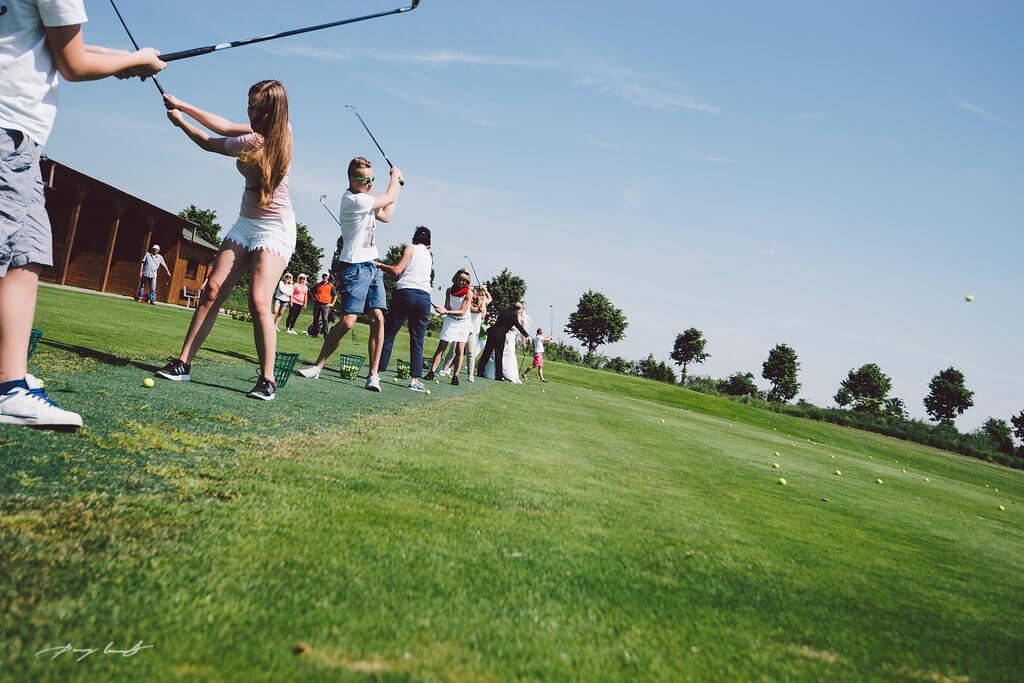 Golfplatz Strelasund