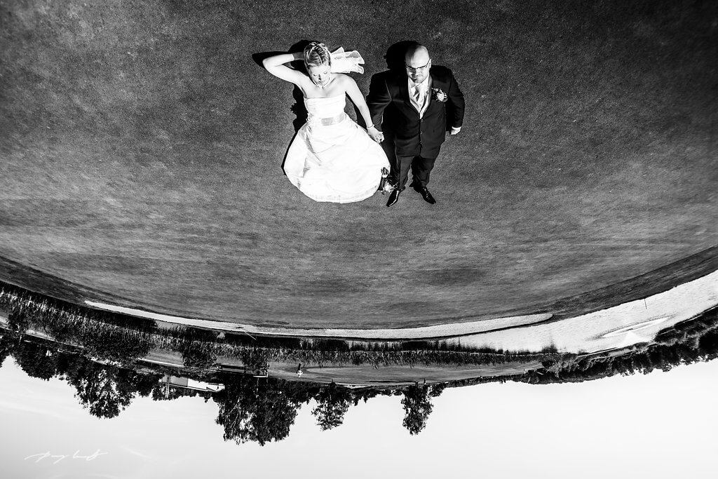 Kreative Hochzeitsfotografie in Strelasund