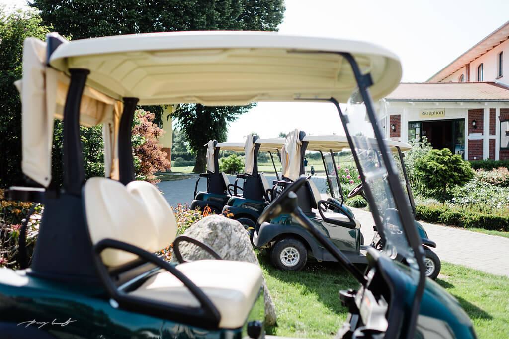 Hochzeit Golfpark Stresalund