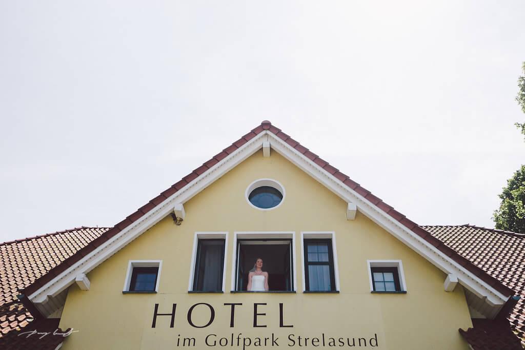 Hochzeit im Hotel Strelasund