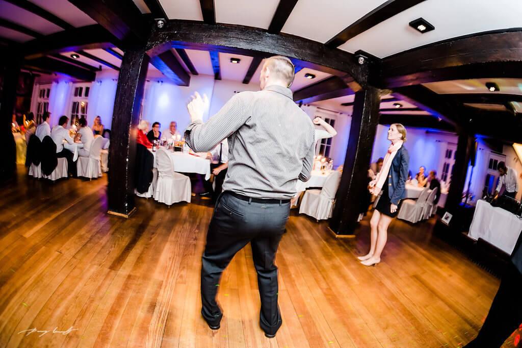 Tanzfläche Hochzeit