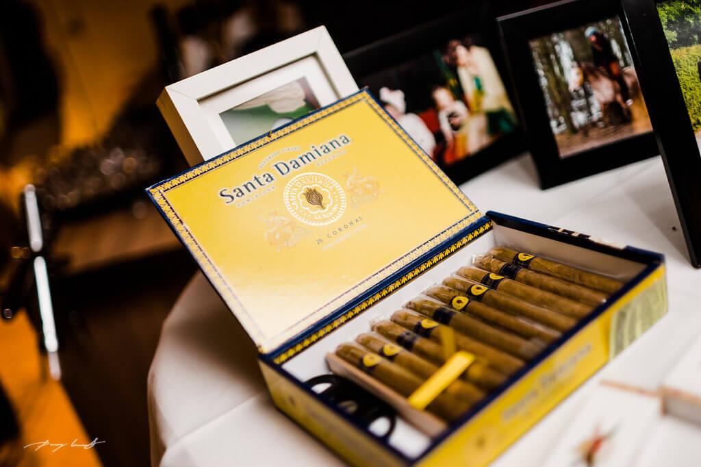 Zigarren Santa Damiana