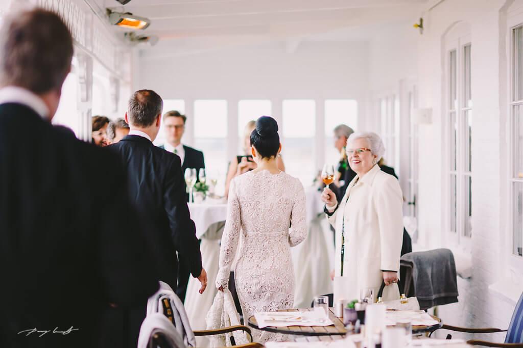 Hochzeit in Fährhaus