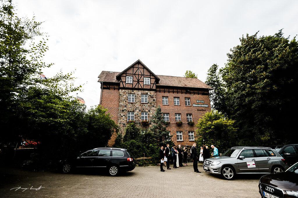 Hochzeitsfotos in Lüneburg
