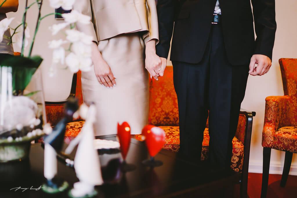 Hochzeitsfotografie Standesamt Sylt