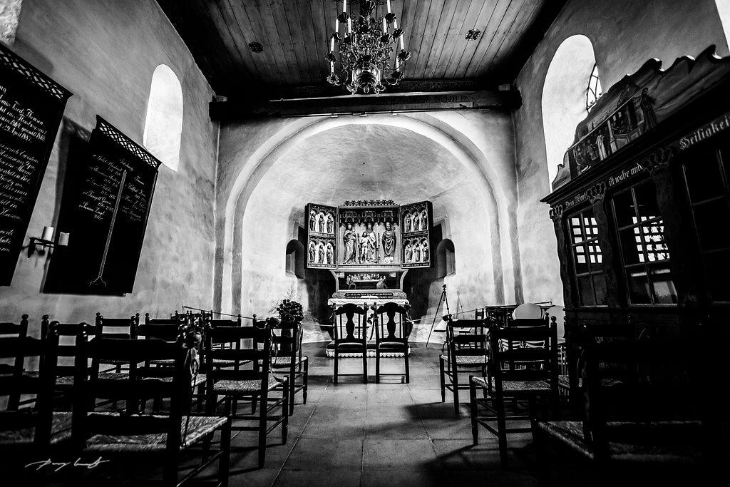 Kirche auf Sylt
