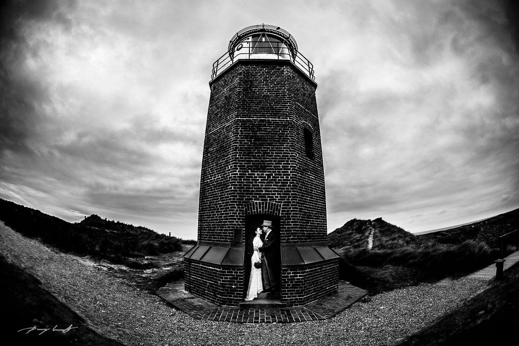 Hochzeitsfotograf auf Sylt in Kirche