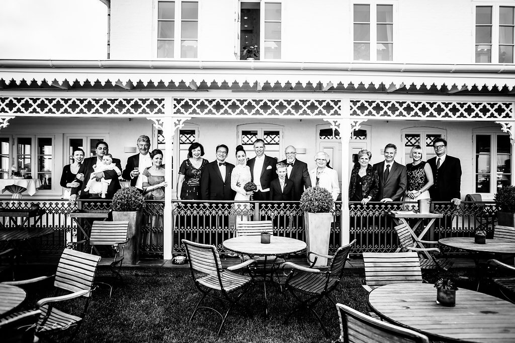 Familienfotografie auf Sylt