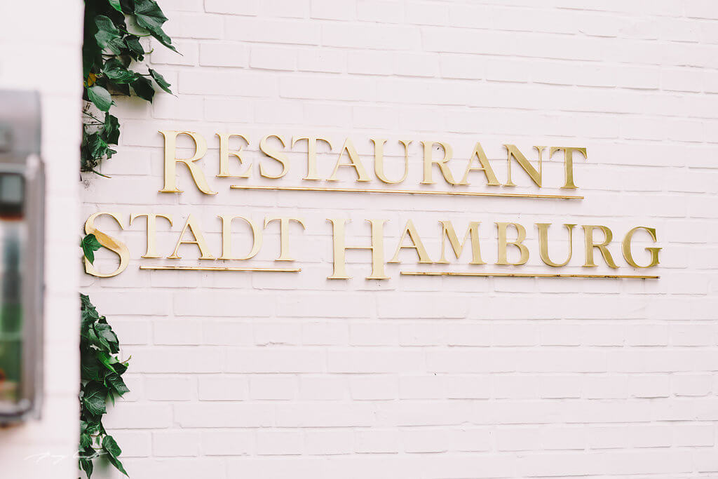 Hamburg Restaurant Hochzeit