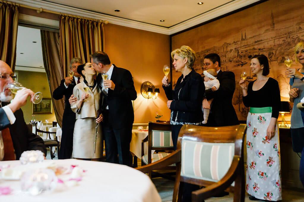 Hochzeitsfotos Standesamtfeier