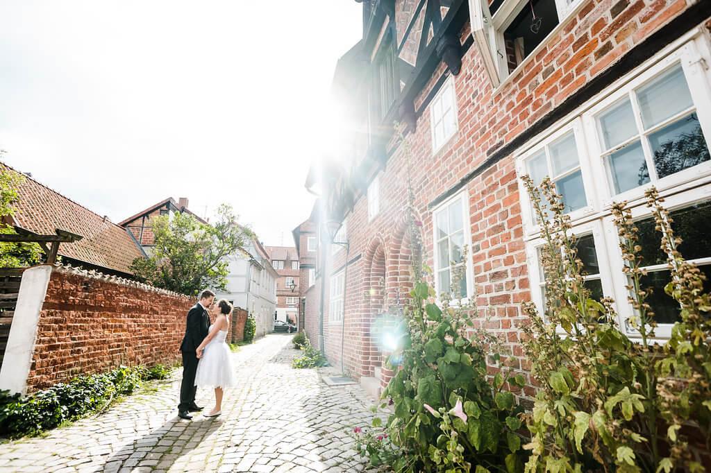 Hochzeitsshooting Lüneburg