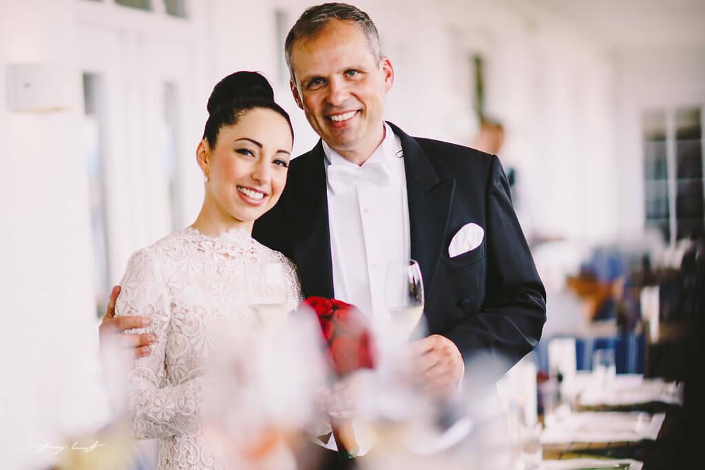 Heiraten in Fährhaus