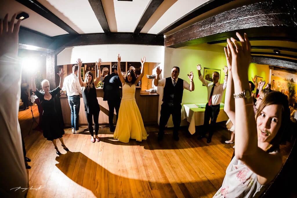 Wassermühle Hochzeit