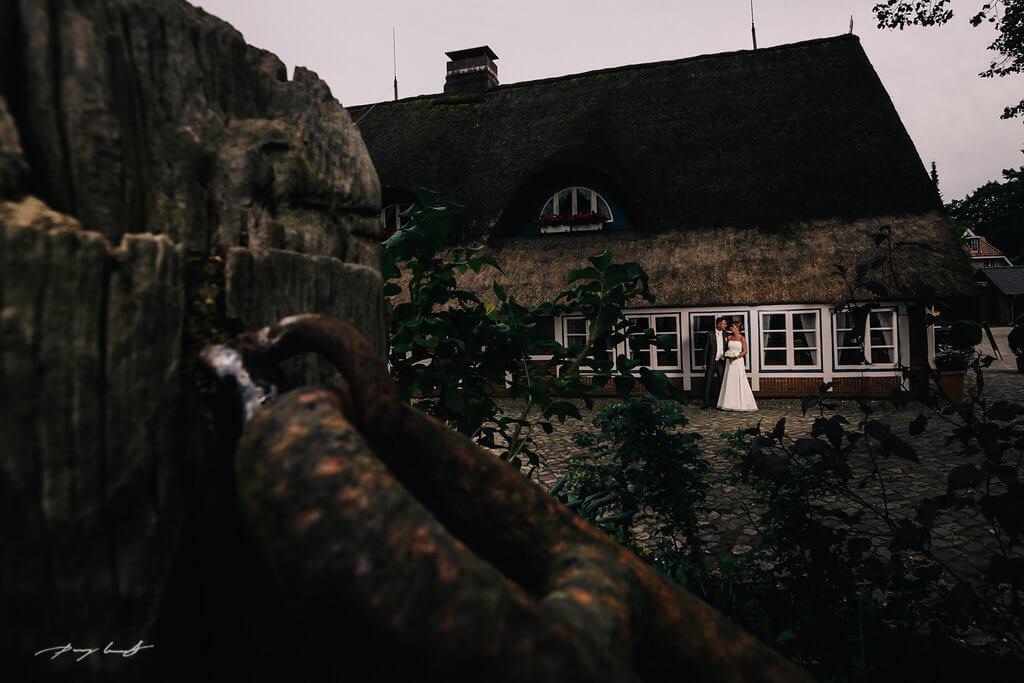 hochzeitsshooting Brautpaar der schönste tag hamburg Hochzeitsfotograf