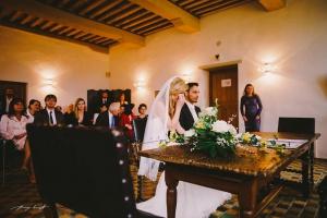 tränen zur Trauung Standesamt im schloss reinbek hamburg Hochzeitsfotograf