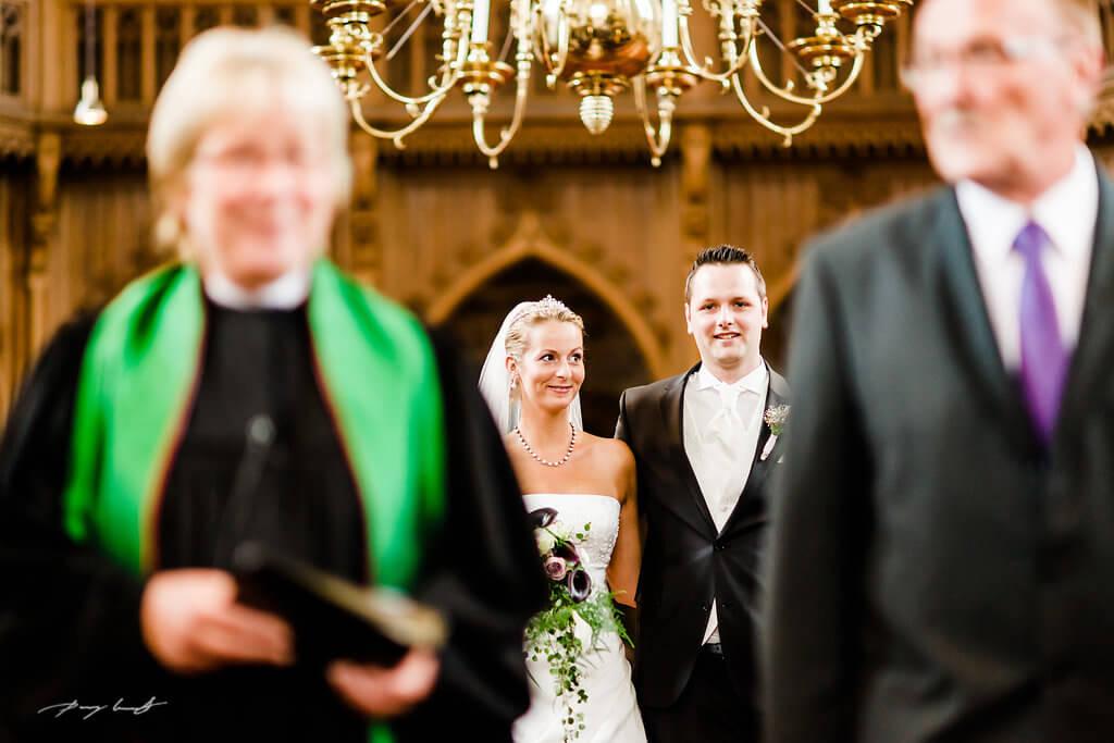 Brautpaar Jawort Bardowicker Dom St. Peter und Paul