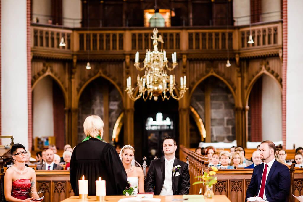 Trauung Fotografie Hochzeitsfotos Jawort Dom zu Bardowick