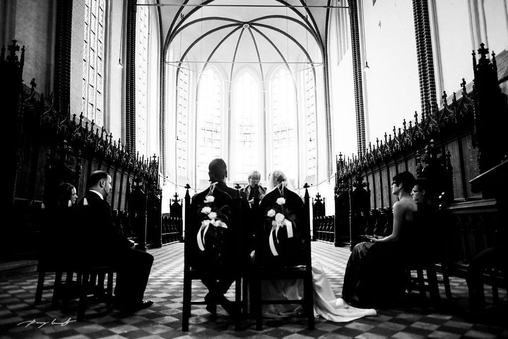 Jawort Hochzeit Hochzeitsfotografie In Bardowick Dom zu Bardowick