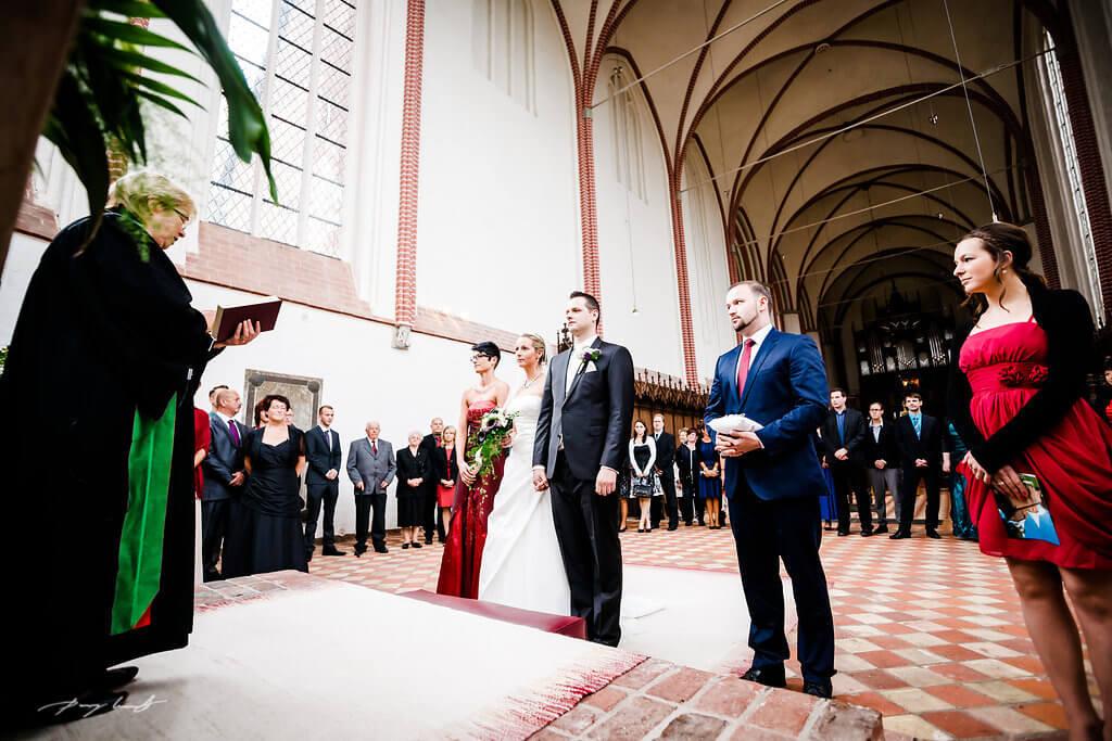 Brautpaar Zeremonie hochzeit Trauung Fotograf Bardowick