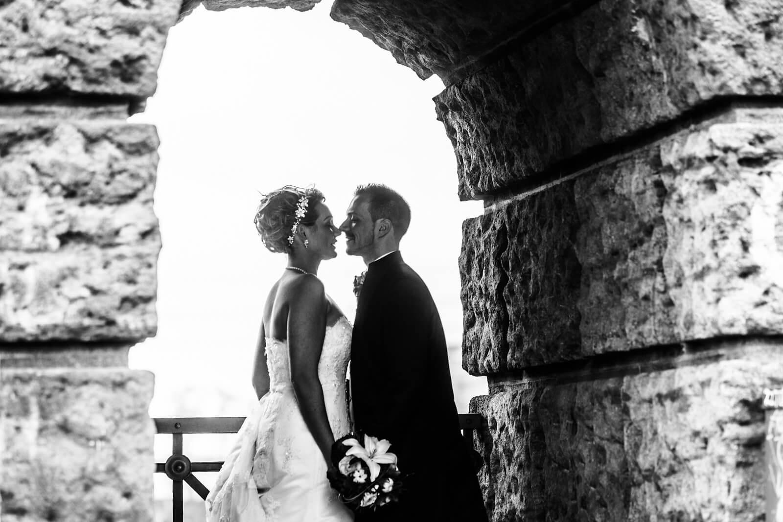 Brautpaar Fotoshooting Hochzeit Hamburg